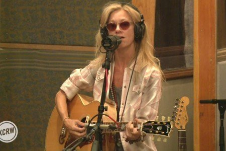 "image for article ""Down Here"" - Shelby Lynne Live on KCRW Apr 30, 2015 [YouTube Official Live Video]"