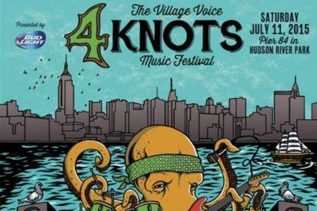 image for article 4 Knots Music Festival Announced for New York City at Pier 84 on Jul 11, 2015