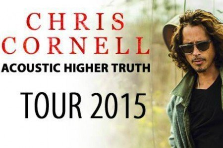 image for article Chris Cornell Announces Acoustic Higher Truth 2015 Tour Dates: Ticket Pre-Sale Offer Code Info