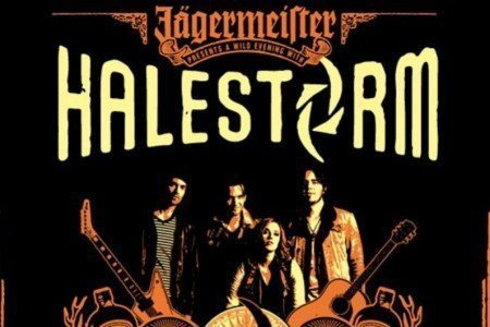 "Halestorm Announces ""A Wild Evening With Halestorm"" 2015 Tour Dates: Here Are The Ticket Pre-Sale Offer Codes"