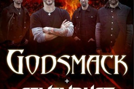 "Godsmack Reveals ""1000HP"" 2015 Tour Dates With Sevendust: Ticket Pre-Sale Info & Codes"