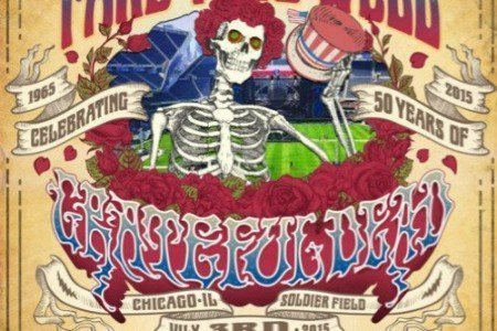 "Grateful Dead's ""Fare Thee Well"" Concerts in Chicago, July 2015 [Free Audio Stream & MP3 / FLAC Download]"
