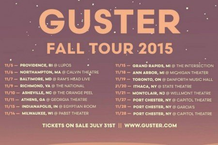 image for article Guster Share 2015 Fall Tour Dates: Ticket Presale Codes & Info
