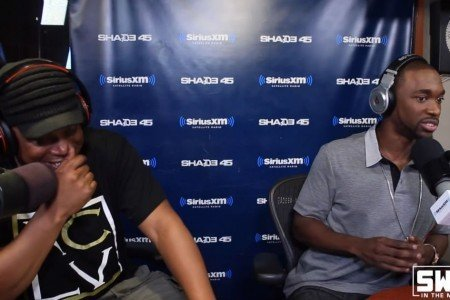image for article Jay Pharoah Nails Nicki Minaj and Drake Impressions on Sway In The Morning, July 2015 [YouTube Video]