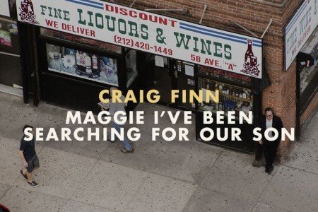 "image for article ""Maggie I've Been Searching For Our Son"" - Craig Finn [Official Audio Stream]"