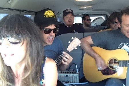 "image for article ""Mr. Saturday Night"" - Nicki Bluhm and the Gramblers (Van Session 29) [YouTube Official Video]"