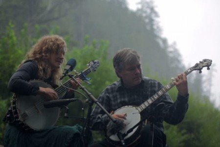 "image for article ""Shotgun Blues"" - Béla Fleck & Abigail Washburn [YouTube Official Video]"