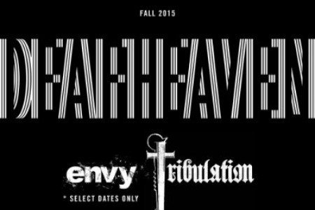 image for article Deafheaven 2015 Tour Dates & Ticket Presale Offer Code Announced