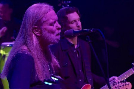"""Ain't Wastin' Time No More"" - Gregg Allman at the Grand Opera House in Macon, Georgia on Jan 14, 2014 [YouTube Official Video]"