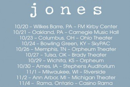 image for article Norah Jones Announces 2015 Tour Dates for North America: Ticket Presale Codes & Info