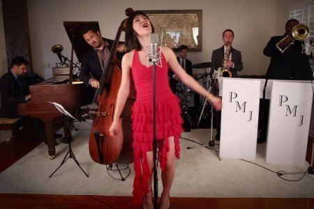 """This Must Be The Place (Naive Melody)"" - Postmodern Jukebox ft Sara Niemietz (Talking Heads Cover) [YouTube Video]"