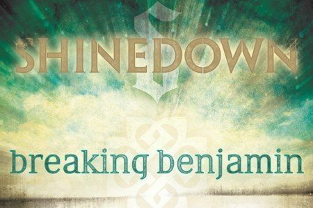 image for article Shinedown and Breaking Benjamin Announce North American 2015 Tour Dates: Ticket Presale Codes & Info