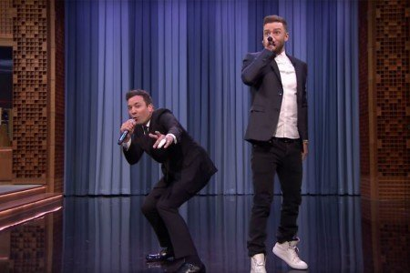 "image for article ""History of Rap 6"" - Justin Timberlake & Jimmy Fallon Live on The Tonight Show with Jimmy Fallon on Sep 9, 2015 [Official YouTube Video]"