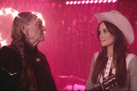 "image for article ""Are You Sure"" - Kacey Musgraves & Willie Nelson [YouTube Official Music Video + Behind-The-Scenes]"