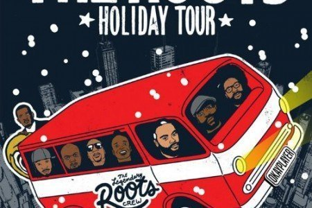 image for article The Roots Announce 2015-2016 Holiday Tour Dates: Ticket Presales Underway