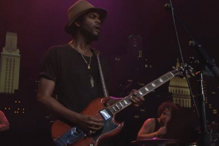 "image for article ""Grinder"" - Gary Clark Jr. at Austin City Limits, 2015 [YouTube Official Video]"