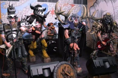 "image for article ""She Bop"" & ""Blitzkrieg Bop"" - GWAR (Cyndi Lauper & Ramones Cover) [YouTube Official Video]"