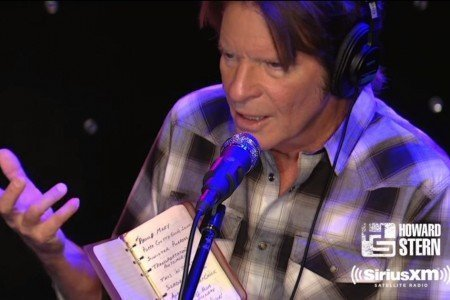image for article John Fogerty Performance & Interview on Howard Stern, Oct 7, 2015 [YouTube Official Videos]