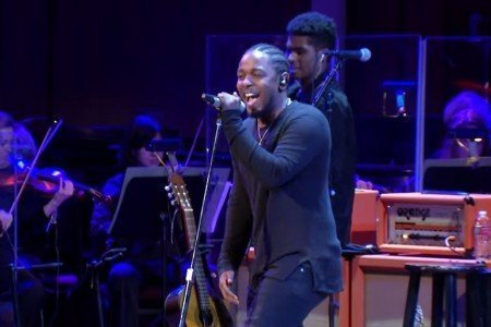 "image for article ""These Walls"" - Kendrick Lamar and the National Symphony Orchestra at The Kennedy Center in Washington DC on Oct 20, 2015 [YouTube Official Video]"