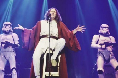 "image for article ""Weird Al"" Yankovic Performance Highlights & Interview at Gröna Lund, Stockholm on Sept 24, 2015 [YouTube Official Video]"