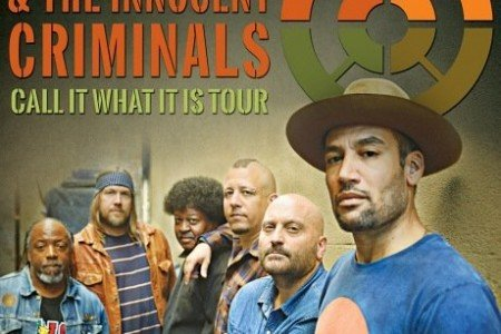 "image for article Ben Harper & The Innocent Criminals Share ""Call It What It Is"" 2016 Tour Dates: Ticket Presale Code Info"