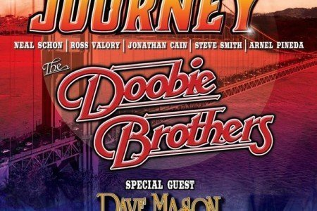 Journey & The Doobie Brothers Plot 2016 Tour Dates With Dave Mason: Ticket Presale Code Info