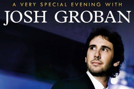 image for article Josh Groban Adds 2016 Tour Dates with Sarah McLachlan: Ticket Presale Code Info