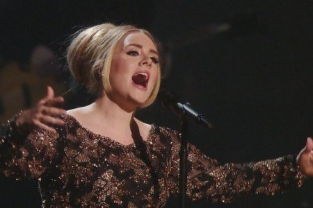 "image for article ""Adele Live in New York City"" at Radio City Music Hall on November 17, 2015 [NBC Full Official Video]"