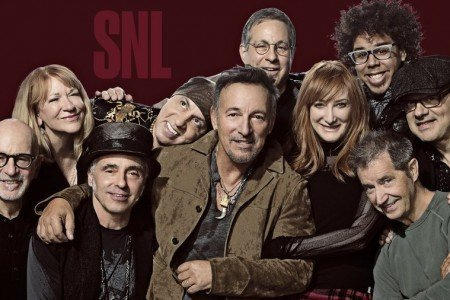 Bruce Springsteen & Paul McCartney Performed Together on Saturday Night Live December 19, 2015 [YouTube Official Videos]