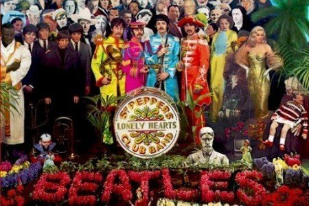 """Sgt. Pepper's Lonely Hearts Club Band"" - The Beatles [Spotify Full Album Stream]"