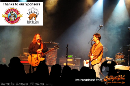 image for article WNCW Offering Free Live Stream of Warren Haynes' Christmas Pre-Jam on December 11, 2015