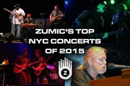 Our Favorite New York City Concerts Of 2015 [Zumic Staff Picks]