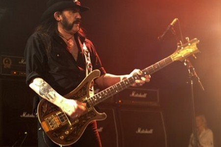 image for article Motorhead Shares Video of Lemmy Kilmister's Memorial Service in Los Angeles on Jan 9, 2016 [YouTube Official Video]