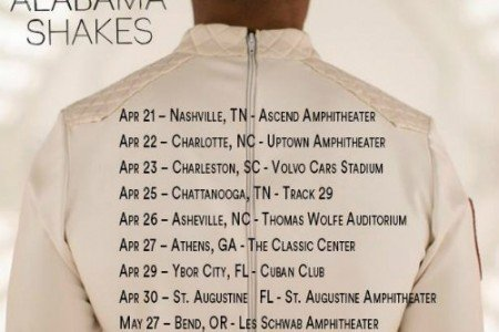 image for article Alabama Shakes Add 2016 Tour Dates