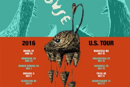Modest Mouse and Brand New Announce 2016 US Tour Dates + Presale Info