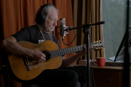 """Summertime"" - Willie Nelson (Gershwin Cover) [YouTube Official Video]"