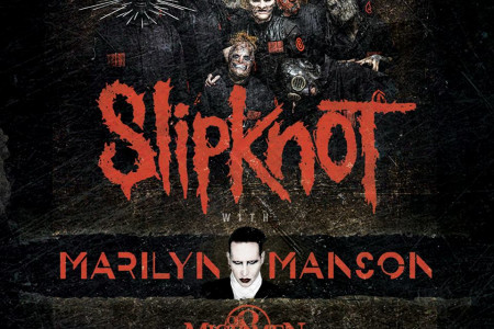 Slipknot Sets 2016 Tour Dates With Marilyn Manson: Ticket Presale Code Info