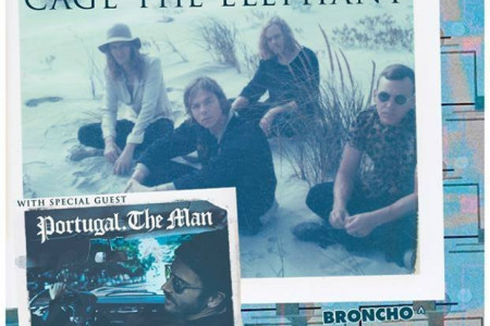Indie Rockers Cage the Elephant and Portugal. The Man Set 2016 Tour Dates with Broncho and Twin Peaks: Ticket Presale Code Info