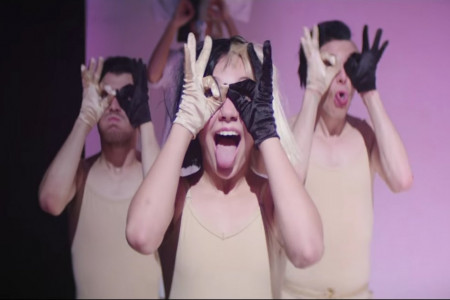 """Cheap Thrills""- Sia [YouTube Official Music Video]"