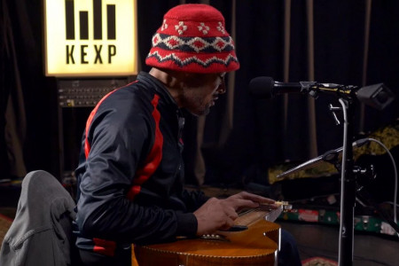 "Ben Harper Filled The KEXP Studio With Soul, Performed ""Call It What It Is"" Songs on March 8, 2016 [YouTube Video]"