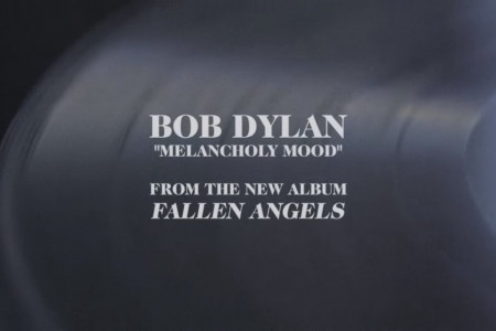 """Melancholy Mood"" - Bob Dylan (Frank Sinatra Cover) [YouTube Official Audio Stream]"