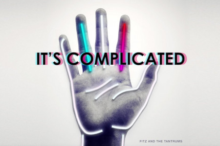 """Complicated"" - Fitz & The Tantrums [YouTube Official Lyric Video]"