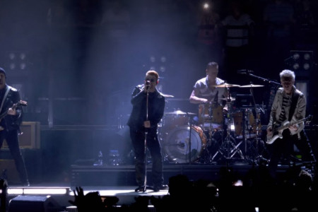 """I WIll Follow"" - U2 (iNNOCENCE + eXPERIENCE Live in Paris 2015) [Youtube Official Video]"