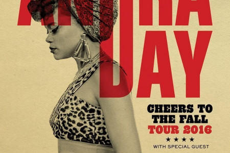 Andra Day Sets 'Cheers To The Fall' 2016 Tour Dates: Ticket Presale Code Info