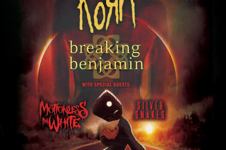 "Korn & Breaking Benjamin Set 2016 Tour Dates: Ticket Presale Code Info for the ""Nocturnal Underground Tour"""