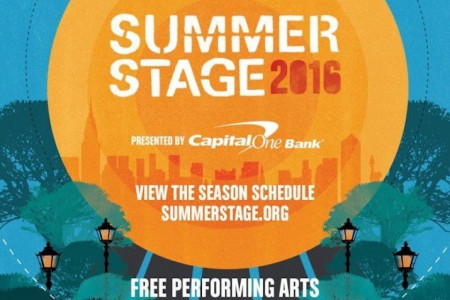 NYC SummerStage 2016 Season Kicks Off With Free Jazz This Saturday: Full Concert Schedule