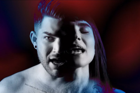 """Welcome to the Show"" - Adam Lambert ft Laleh [YouTube Official Music Video]"