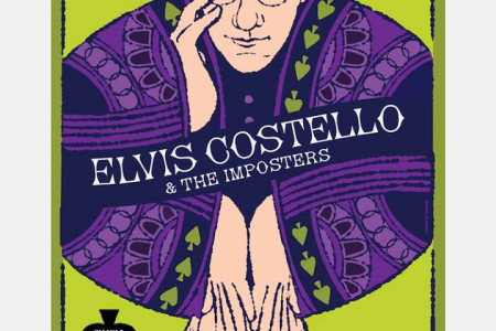 Elvis Costello Adds 2016 Tour Dates with The Imposters: Ticket Presale Code Info
