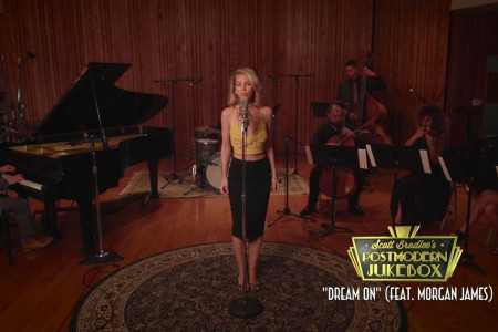 """Dream On"" - Postmodern Jukebox ft Morgan James (Aerosmith Cover) [YouTube Video]"