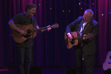 """Paradise"" - Sturgill Simpson and John Prine at GRAMMY Museum in Los Angeles, CA [YouTube Video]"
